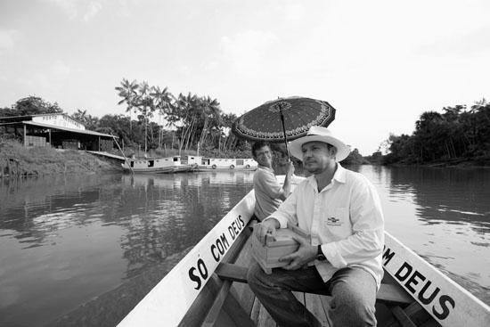 The Amazon river Honey bee