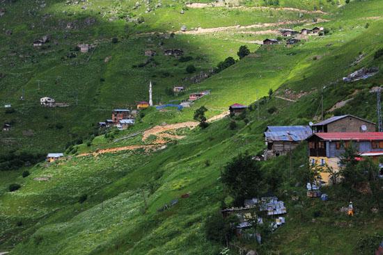 TURQUIE – Province de Rize – Village d'Anzer